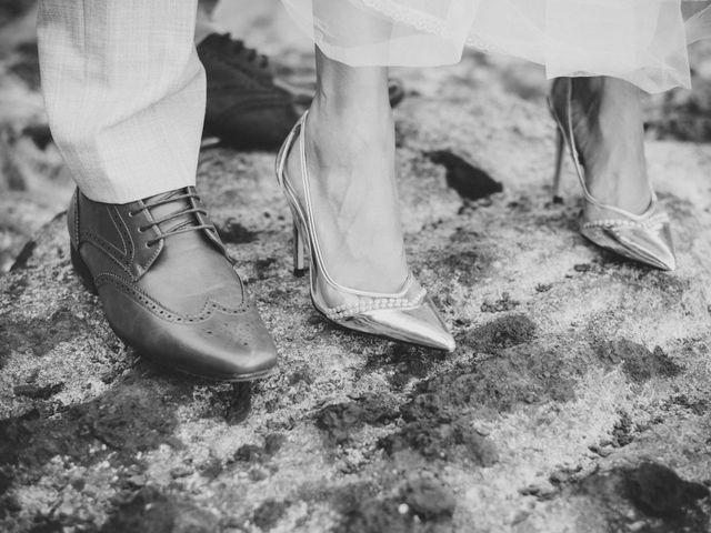 O casamento de Daniel e Débora em Câmara de Lobos, Madeira 65