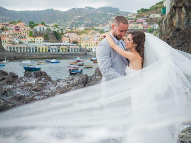 O casamento de Daniel e Débora em Câmara de Lobos, Madeira 66