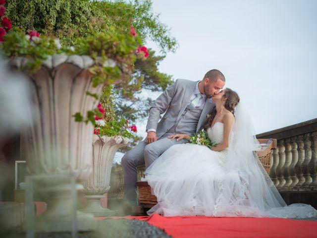 O casamento de Daniel e Débora em Câmara de Lobos, Madeira 68