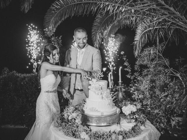 O casamento de Daniel e Débora em Câmara de Lobos, Madeira 75
