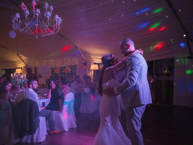 O casamento de Daniel e Débora em Câmara de Lobos, Madeira 76