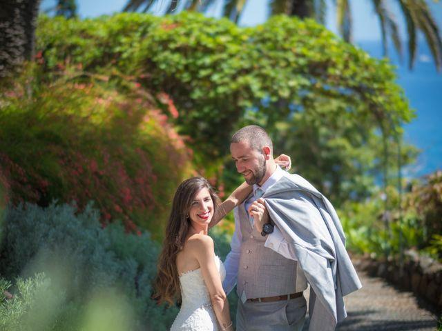 O casamento de Daniel e Débora em Câmara de Lobos, Madeira 85