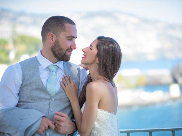 O casamento de Daniel e Débora em Câmara de Lobos, Madeira 91