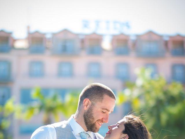 O casamento de Daniel e Débora em Câmara de Lobos, Madeira 93