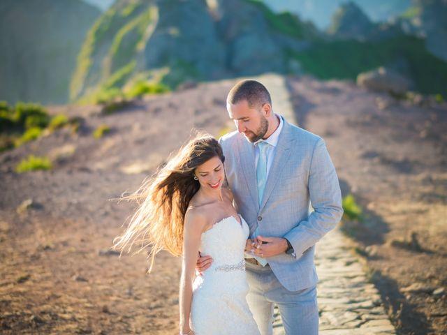 O casamento de Daniel e Débora em Câmara de Lobos, Madeira 105