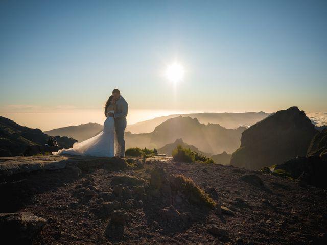 O casamento de Daniel e Débora em Câmara de Lobos, Madeira 107