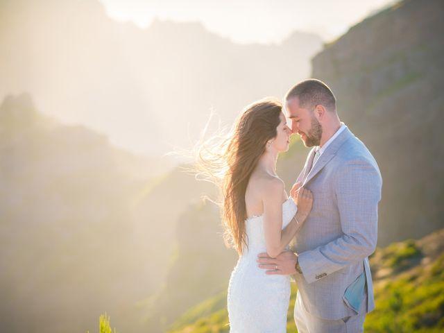 O casamento de Daniel e Débora em Câmara de Lobos, Madeira 111
