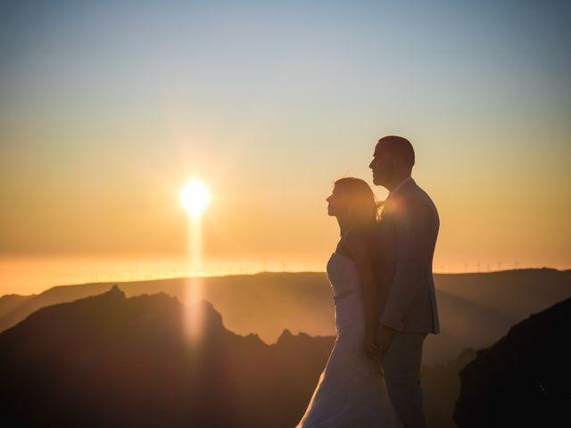 O casamento de Daniel e Débora em Câmara de Lobos, Madeira 115