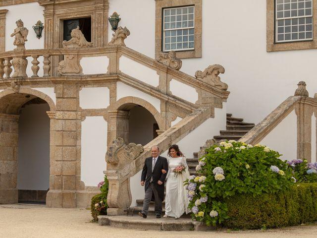O casamento de Leandro e Guadalupe em Marco de Canaveses, Marco de Canaveses 19