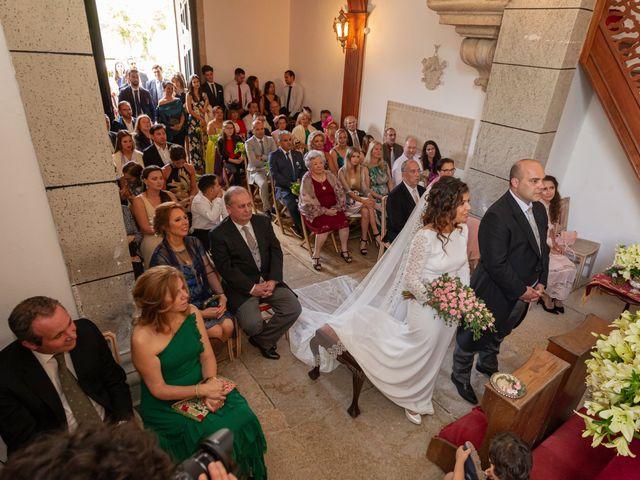 O casamento de Leandro e Guadalupe em Marco de Canaveses, Marco de Canaveses 21
