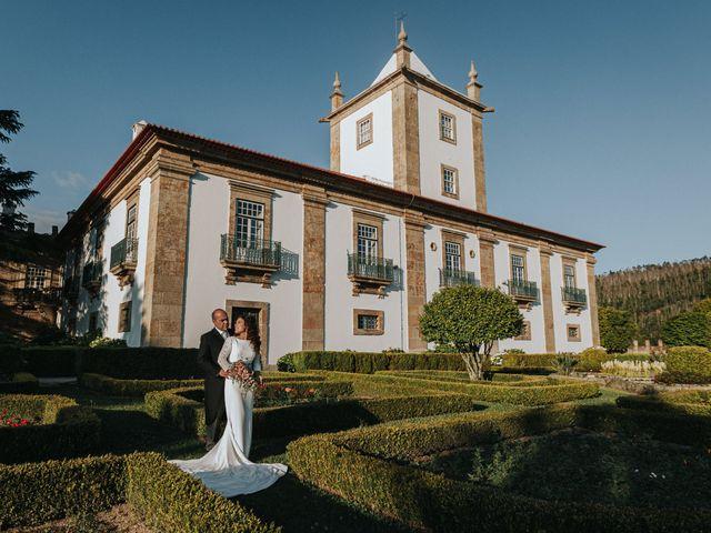 O casamento de Leandro e Guadalupe em Marco de Canaveses, Marco de Canaveses 26