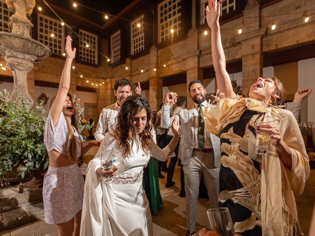 O casamento de Leandro e Guadalupe em Marco de Canaveses, Marco de Canaveses 39