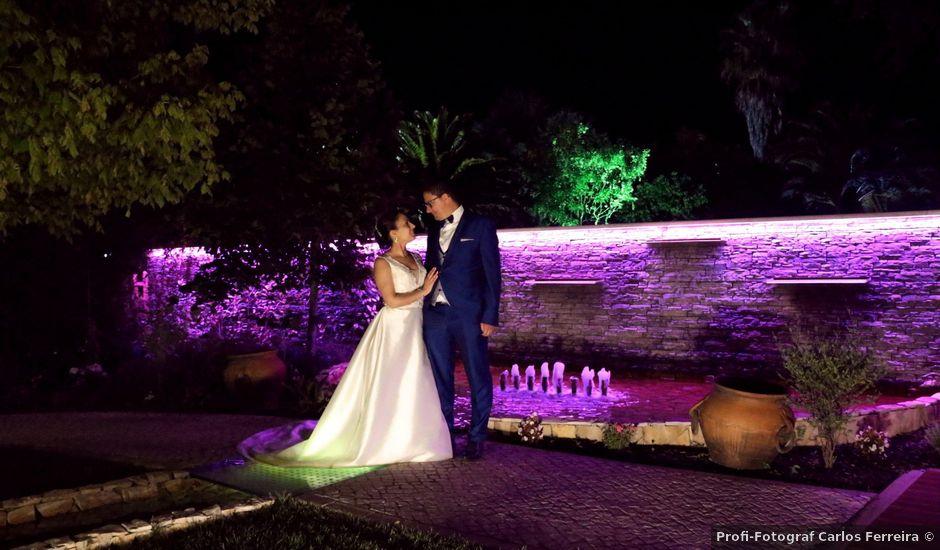 O casamento de Hugo e Ana em Semideiro, Chamusca