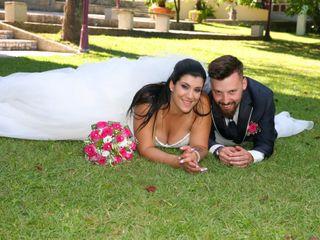 O casamento de Daniela e Filipe