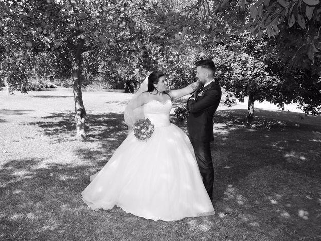 O casamento de Filipe e Daniela em Muro, Trofa 1