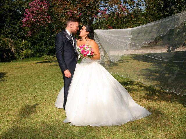 O casamento de Filipe e Daniela em Muro, Trofa 2