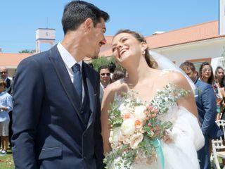 O casamento de Silvana e Gonçalo