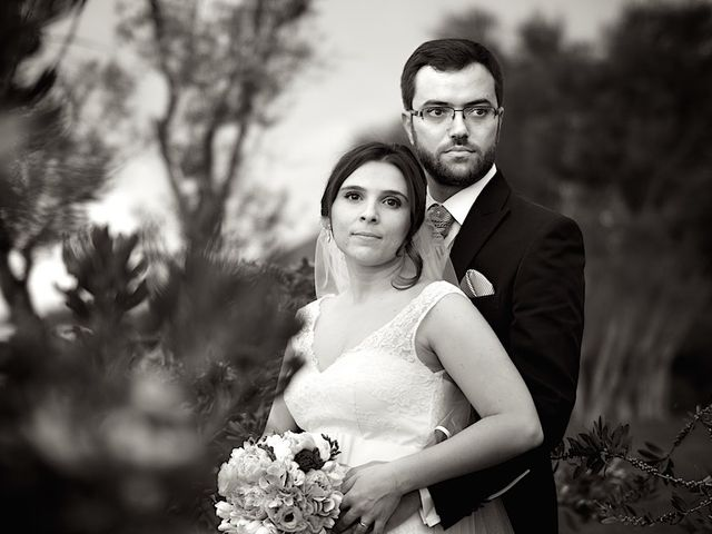 O casamento de Andreia e Luís