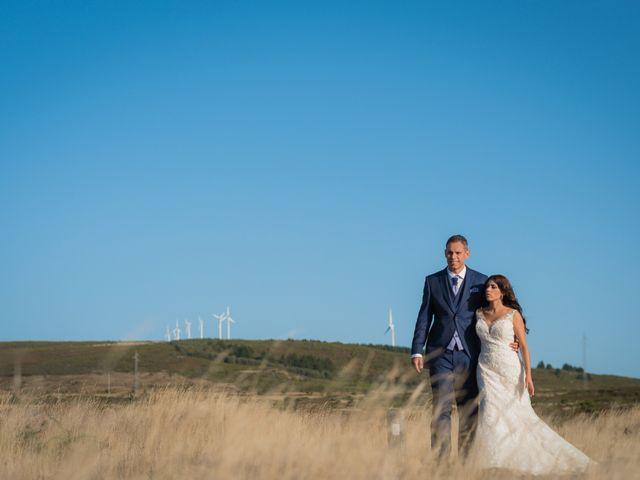 O casamento de Vânia e Alejandro