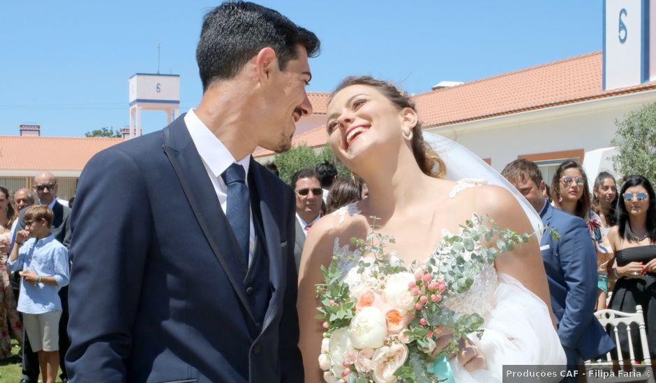 O casamento de Gonçalo e Silvana em Ota, Alenquer