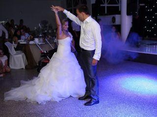 O casamento de Carla e Bruno
