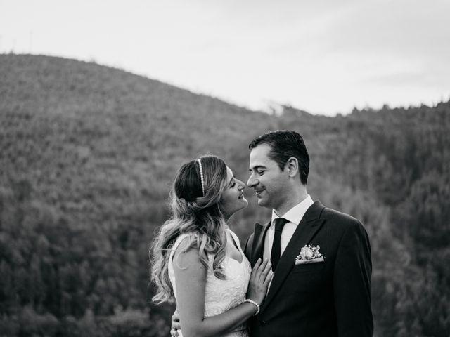 O casamento de Lynda e Ricardo