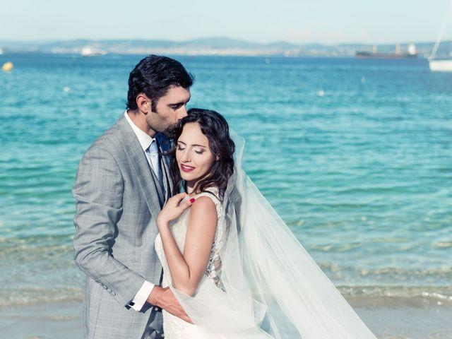 O casamento de Catarina e Ricardo