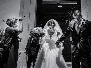 O casamento de Fabienne e Mário