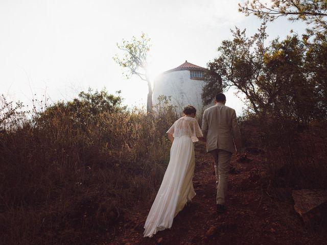 O casamento de Sara e João