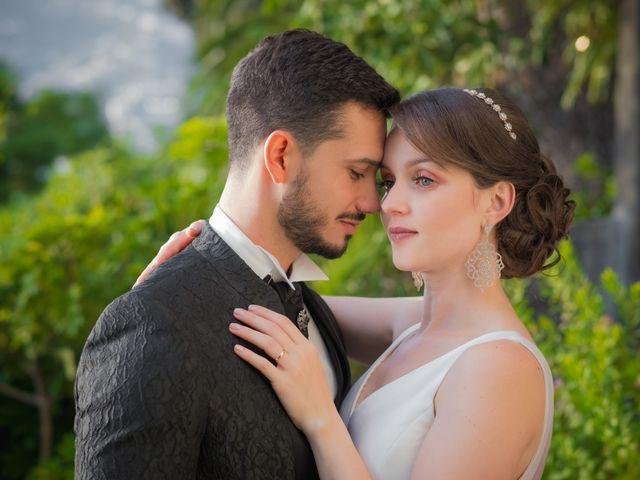 O casamento de Karina e Caio