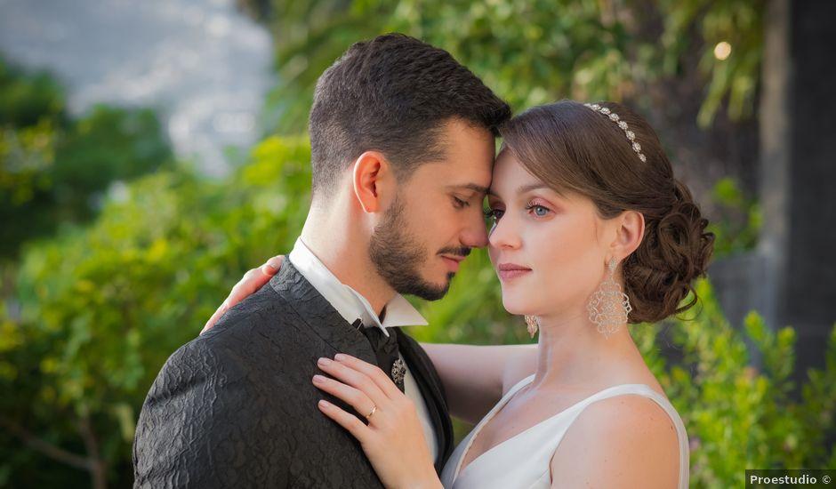 O casamento de Caio e Karina em Funchal, Madeira