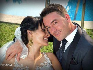 O casamento de Daniela e Celso