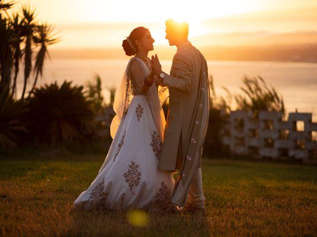 O casamento de Nilam e Janite