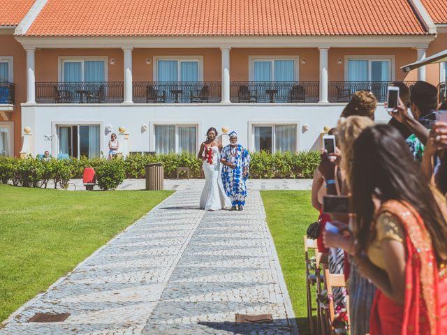 O casamento de Seyi e Dola em Peniche, Peniche 47
