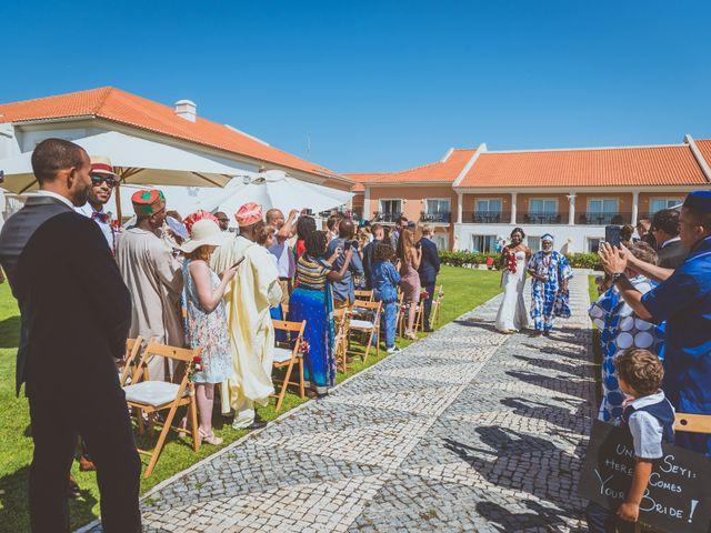 O casamento de Seyi e Dola em Peniche, Peniche 48