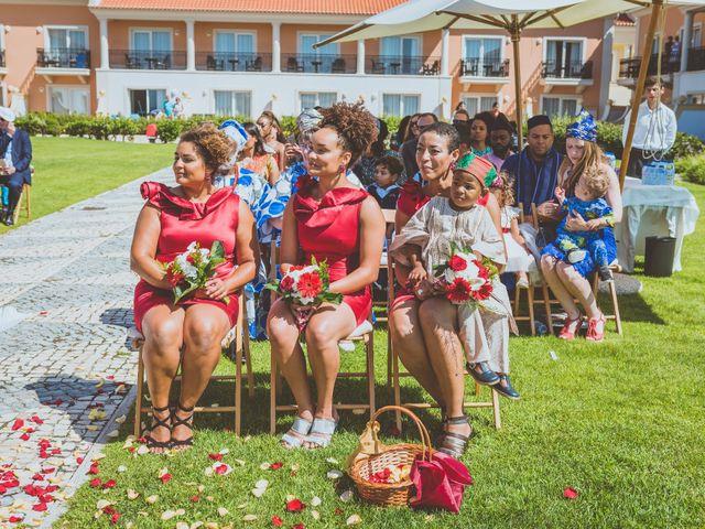 O casamento de Seyi e Dola em Peniche, Peniche 49