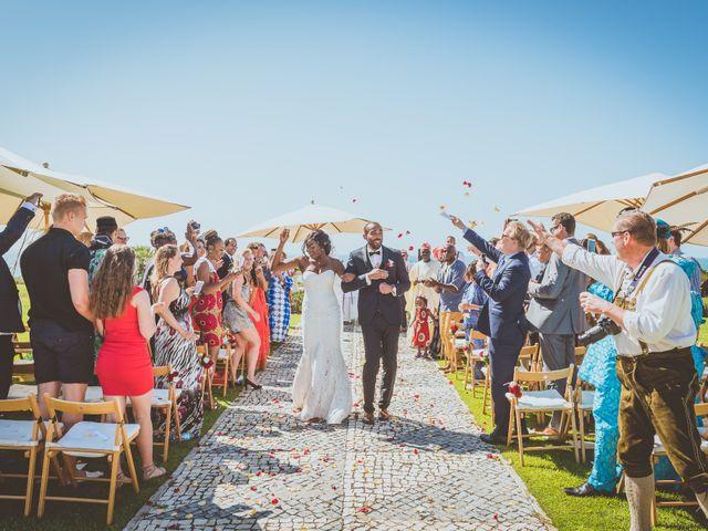 O casamento de Seyi e Dola em Peniche, Peniche 55