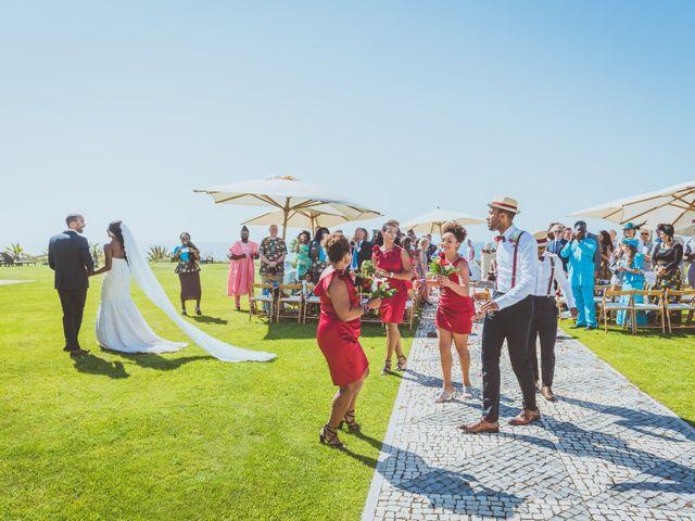 O casamento de Seyi e Dola em Peniche, Peniche 56