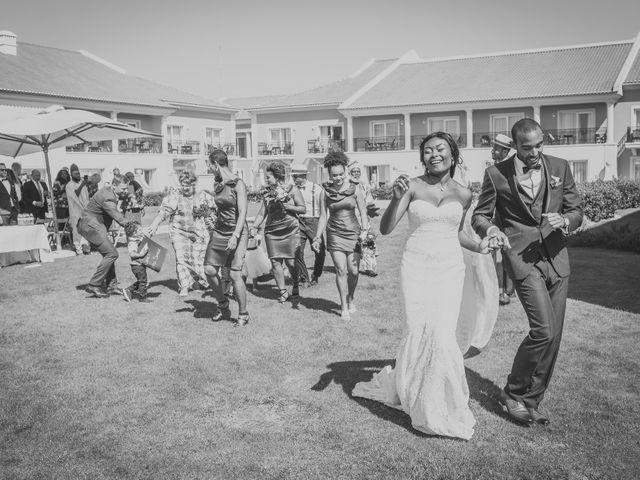 O casamento de Seyi e Dola em Peniche, Peniche 57