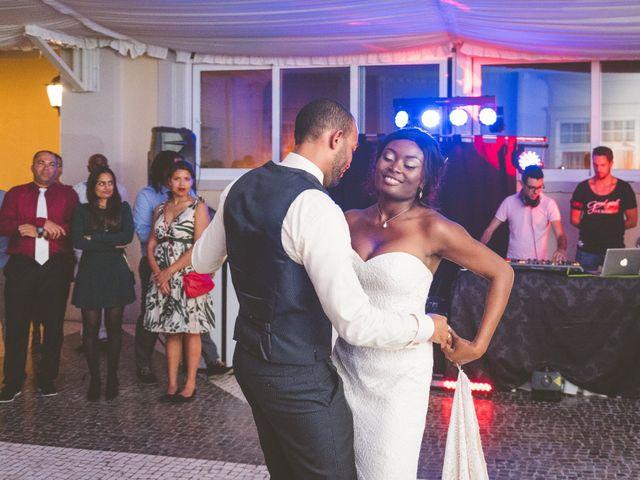 O casamento de Seyi e Dola em Peniche, Peniche 81