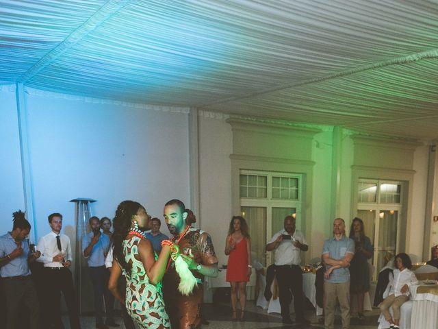 O casamento de Seyi e Dola em Peniche, Peniche 90