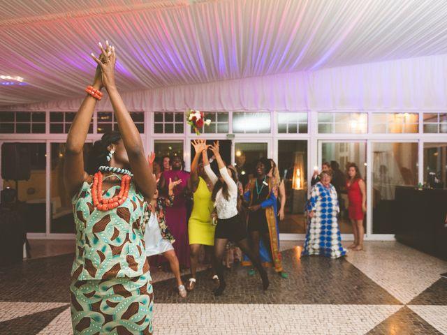 O casamento de Seyi e Dola em Peniche, Peniche 92
