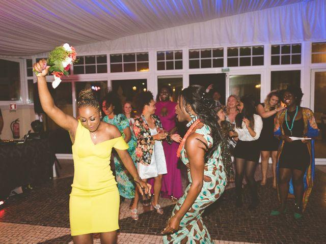 O casamento de Seyi e Dola em Peniche, Peniche 93