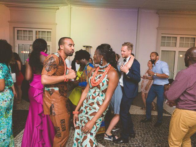 O casamento de Seyi e Dola em Peniche, Peniche 94