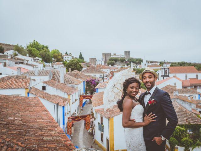 O casamento de Seyi e Dola em Peniche, Peniche 2