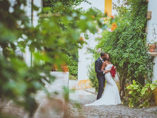 O casamento de Seyi e Dola em Peniche, Peniche 103