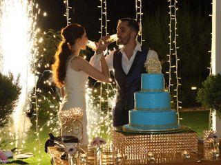 O casamento de Rita e Venicio