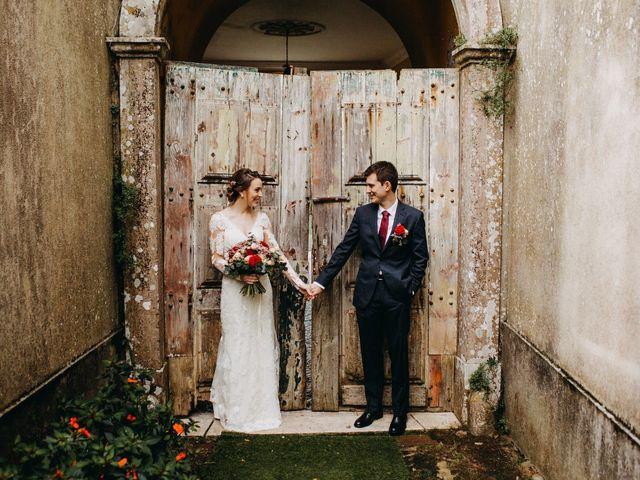O casamento de Marcelo e Madison em Colares, Sintra 1
