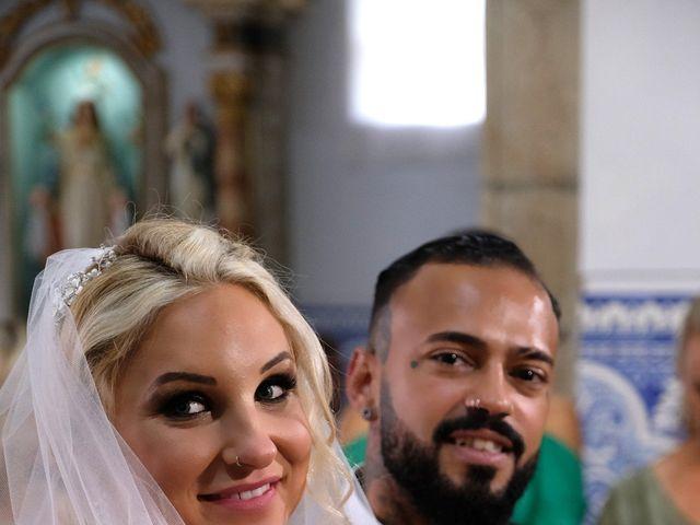 O casamento de Brown e Nathi em Amares, Amares 24