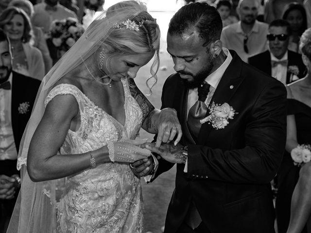 O casamento de Brown e Nathi em Amares, Amares 26